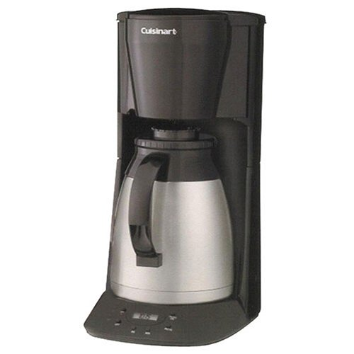 cuisinart 12 cup coffee maker manual