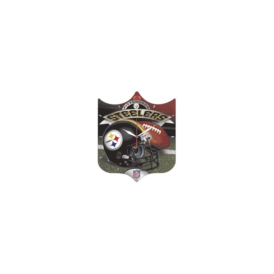 NFL Pittsburgh Steelers High Definition Clock *SALE*