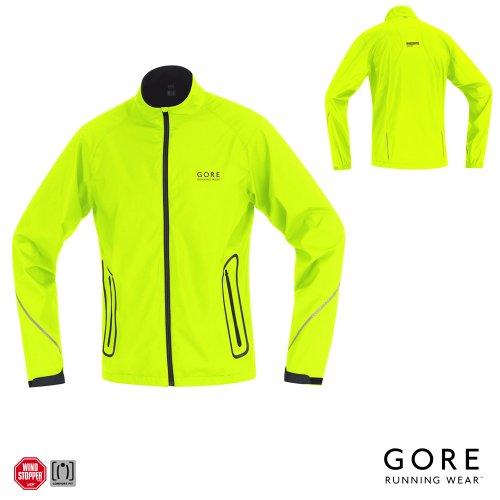 Gore Essential Mens Windstopper Running Jacket