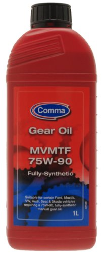 Comma MVMTF1L 75W-90 1L Fully Synthetic Gear Oil