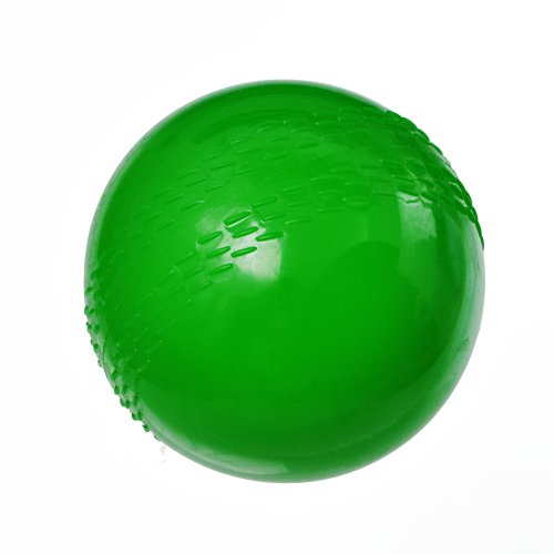 Upfront Qvu WINDBALL Training Cricket Ball - Green (or Dark Green) - ADULT