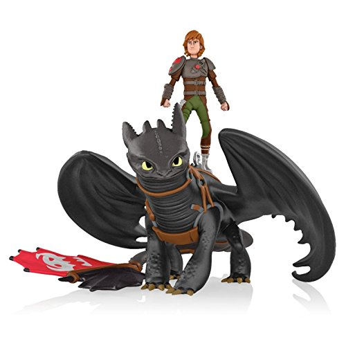 db66e506d49d  Detail shop Hiccup And Toothless - How To Train Your Dragon 2 - 2014  Hallmark Keepsake Ornament .