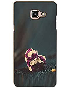 Samsung Galaxy C7 Back Cover Designer Hard Case Printed Cover