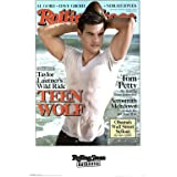Taylor Lautner Poster - Twilight New Moon Star - Rolling Stone Magazine Cover 'Teen Wolf' (61x91.5cm)by PopArtUK