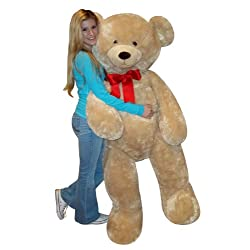 [Best price] Stuffed Animals & Plush - Valentines Giant Teddy Bear - 65