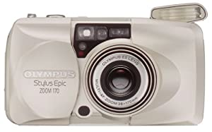 Olympus Stylus Epic Zoom 170 QD Date 35mm Camera