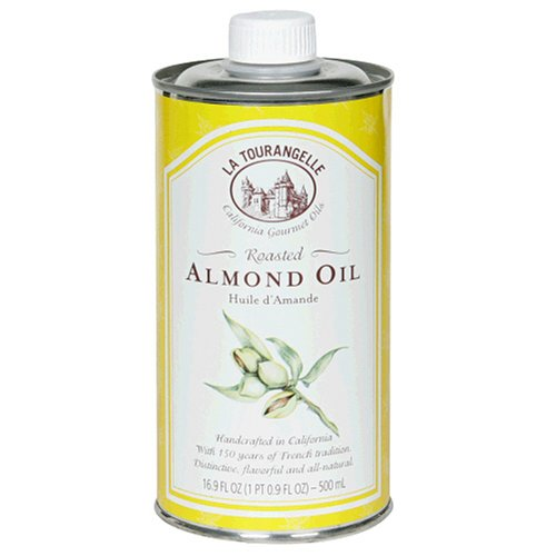 Buy La Tourangelle Roasted Almond Oil, 16.9-Ounce Unit (Pack of 3) (La Tourangelle, Health & Personal Care, Products, Food & Snacks, Condiments Sauces & Spreads, Oils Vinegars & Salad Dressings, Oils)