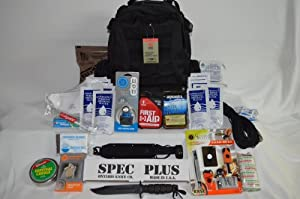 Amazon Com Emergency Survival Bug Out Bag With Basic