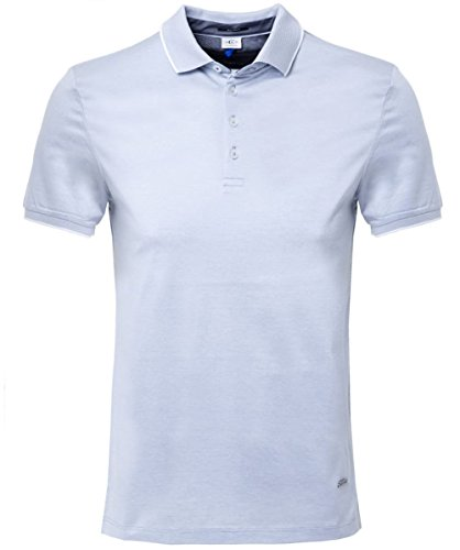 Cerruti 1881 Regular Fit Polo piquet Blu XXL