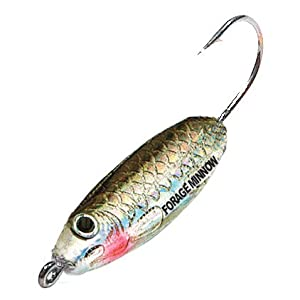 Northland fishing tackle 8 hook forge minnow jig pair for Amazon fishing lures
