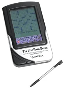Excalibur New York Times Touch Screen Crossword Puzzle Deluxe