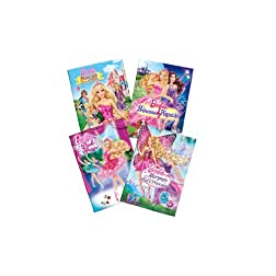 Barbie 4-Movie Collection