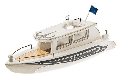 Motorboot-Regina-Bausatz-f-Kinder-Werkset-Bastelset-ab-12-Jahren
