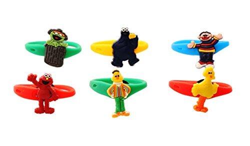 avirgo-6-pcs-colorful-releasable-ponytail-holder-elastic-rubber-stretchable-no-slip-hair-tie-set-94-