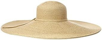 San Diego Women's Ultrabraid X Large Brim Hat,Toast,One Size