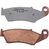 Moose XCR Comp Brake Pads Rear Fits 09-11 Polaris RANGER 800 RZR S