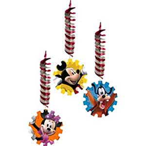 Amazon.com: Mickey Mouse Clubhouse Hanging Decorations