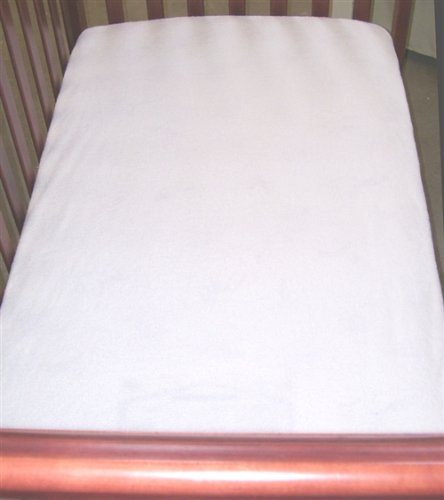 Imagen de Resistente al agua, a prueba de ácaros del polvo sobretodo Colchón Cuna Tamaño