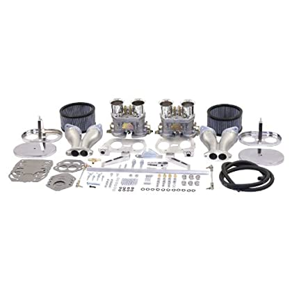 dual 44 hpmx empi carb kit dune buggy vw baja bug