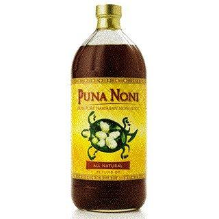 Puna Noni Juice - 32oz プナ ノニ ハワイアンノニジュース