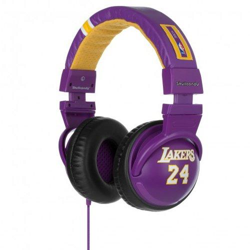 Skullcandy Kobe Bryant Los Angeles Lakers #24 Hesh Headphones