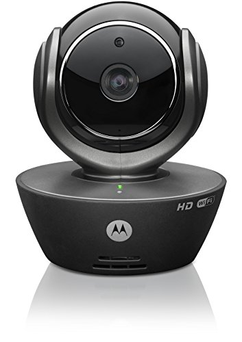 Motorola Scout 85 Connect Pet Camera with Wi-Fi - Black