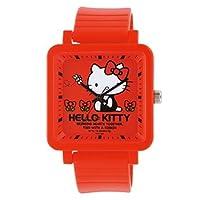 [シチズン時計株式会社 Q&Qウォッチ]シチズン時計株式会社 Q&Qウォッチ 腕時計 HELLO KITTY ハローキティ キャラクターウォッチ HK11-005