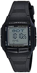 Casio Youth Black Dial Mens Watch - DB-36-1AVDF (DB23)