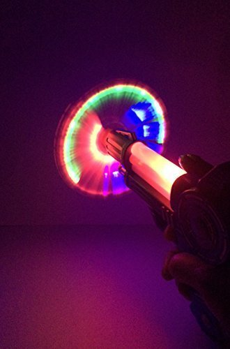 LED Colorful Toy Gun with sounds