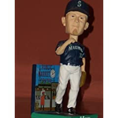 JJ PUTZ Seattle Mariners #20 at Pike Place Market in Uniform and Glove Bobble Head -... by Seattle Mariners