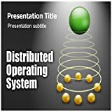 Distributed Operating System Powerpoint Template - Distributed Operating System Powerpoint (PPT) Presentation