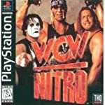 WCW Nitro [T] Sony Playstation 1 PS1...
