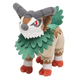 Pokemon Center Plush Doll Gogoat