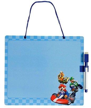 Party Destination 208772 Mario Kart Wii Dry Erase Board
