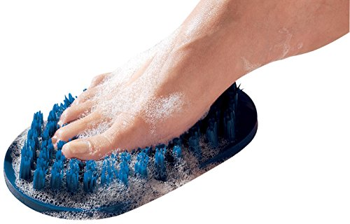 EasyComforts Soapy ToesTM Foot Scrubber (Foot Scrubber Cleaner compare prices)