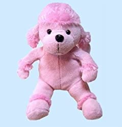 "15"" Pink Poodle Make Your Own *NO SEW* Stuffed Animal Kit"