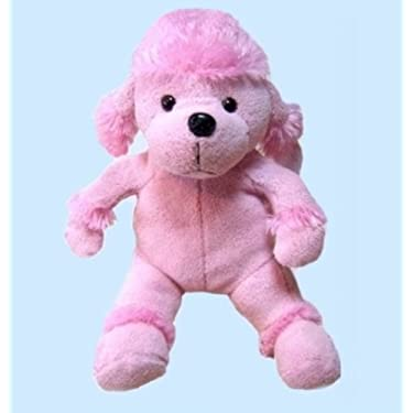 15 Pink Poodle Make Your Own No Sew Stuffed Animal Kit W