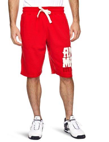 Animal Peeley Men's Shorts Formula Red X-Large CL2SA092 - M52 - XL