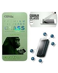 Black Gorilla Premium Tempered Glass For Gionee Pioneer P4s