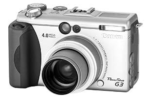 Canon PowerShot G3  4MP Digital Camera w/ 4x Optical Zoom