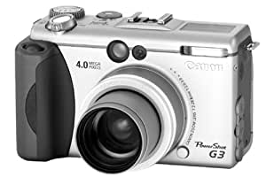 Canon PowerShot G3  4MP Digital Camera w/ 4x Optical Zoom