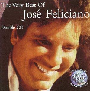 Jose Feliciano - The Very Best Of Jose Feliciano - Double CD - Amazon
