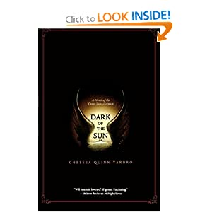 Dark of the Sun: A Novel of the Count Saint-Germain by Chelsea Quinn Yarbro