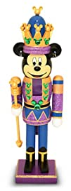 Disney Parks Mickey Mouse Purple King…