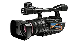Canon XH A1 1.67MP 3CCD High-Definition Camcorder with 20x Optical Zoom