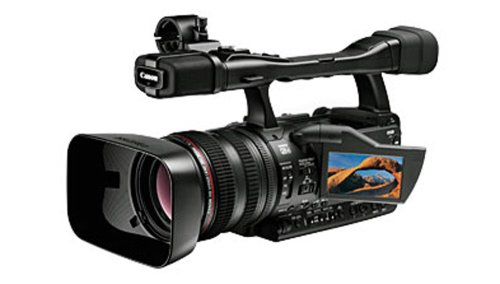 Canon XH A1 1.67MP 3CCD High-Definition Camcorder with 20x O