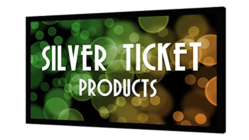 "Find Discount STR-169100 Silver Ticket 100"" Diagonal 16:9 4K Ultra HD Ready HDTV (6 Piece Fixed..."