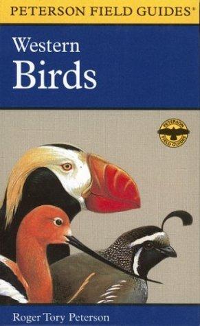 Peterson Field Guide Birds West