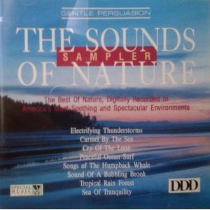 Various Artists - Nature Sounds - Zortam Music
