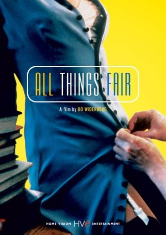 Cover art for  All Things Fair